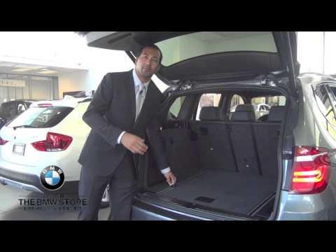 2013 BMW x3 35i m sport - The BMW Store