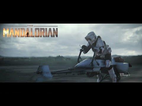 Star Wars The Mandalorian Vanity Fair Trailer