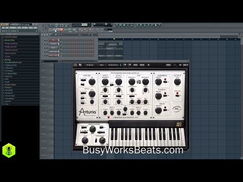 FL STUDIO How to Make Modern RnB with 90s Chords