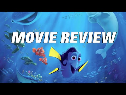 FINDING DORY Movie Review (includes mini-review for PIPER short)