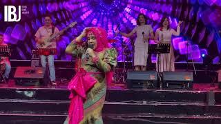 #Irvanbandjakarta   Fitria Sukaesih - Bercanda (cover) konser Pilkada tvri
