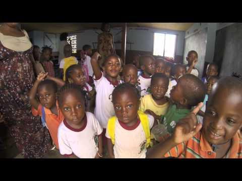 Gracias Amigos! - Children's Song from Equatorial Guinea