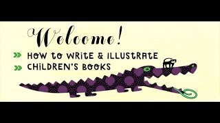 How To Write and Illustrate Children