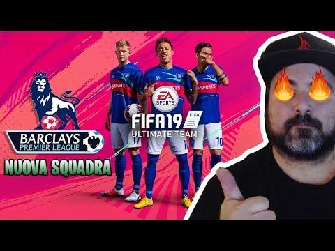 FIFA 19 FACCIAMO LA NUOVA BPL INSIEME A VOI + LE SFIDE AVANZATE !!!