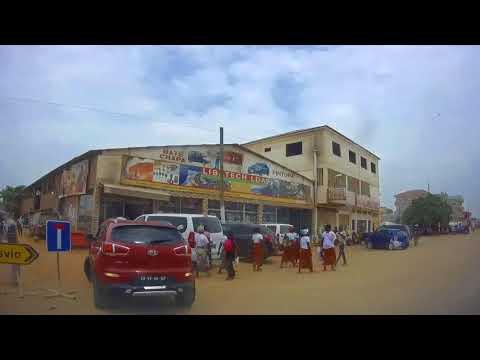 DashCam Angola - Luanda Camana