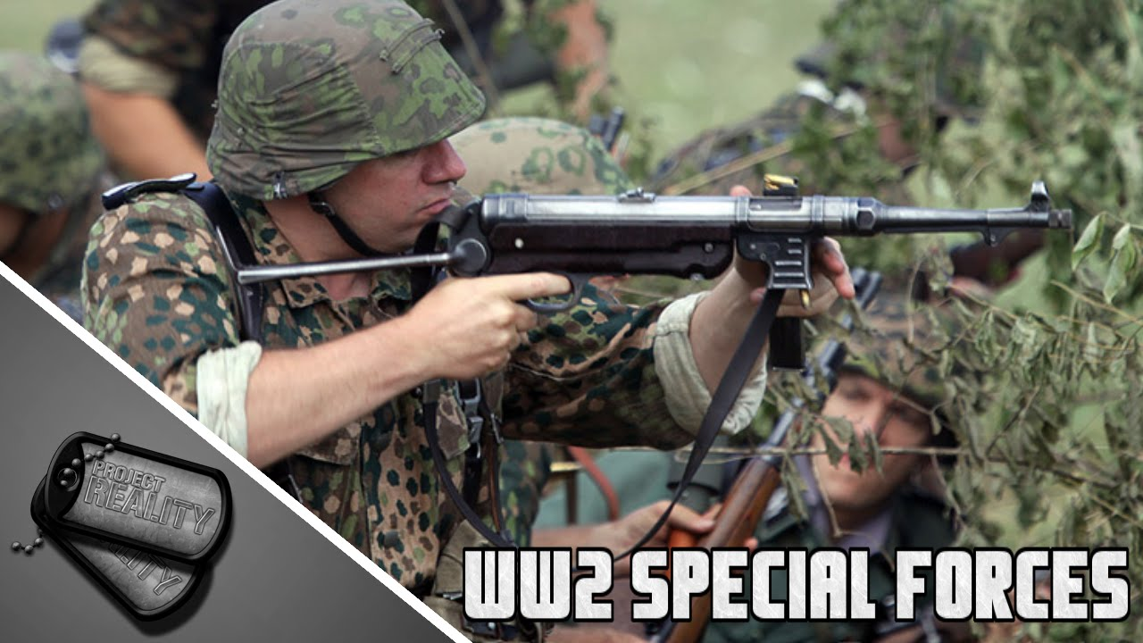 german special forces ww2 - photo #5