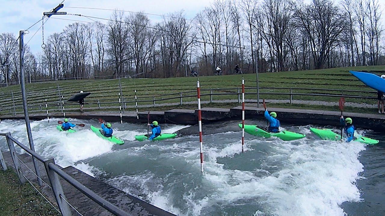 Augsburg Eiskanal