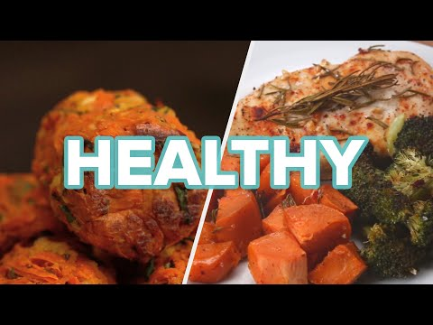 Sweet Potato Recipes Under 500 Calories