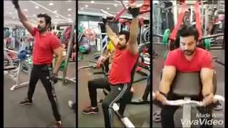 Actor sarathkumar gym workouts how fit he is at this age great inspiration for everyone