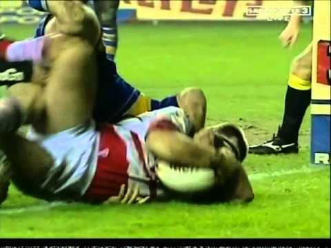 Wigan v Leeds - March 2001