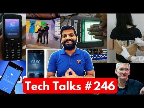 Tech Talks #246 - Jio - Intex Phone, mAadhaar, MiTV 4A, 102 iPhone Smuggling, Google Glass