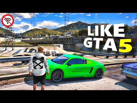 Top 10 Games Like GTA 5 For Android/iOS 2020 [Download Link]