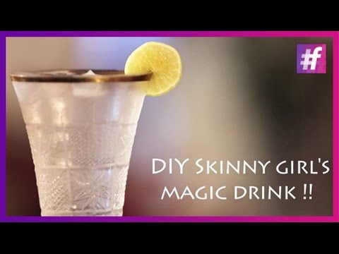 DIY Magic Drink for Skinny Girls – Fitness Tips for Women – Style Coquettes