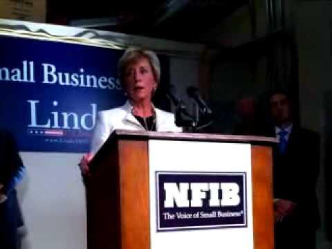 Setting the Record Straight: Linda McMahon's Press Conference