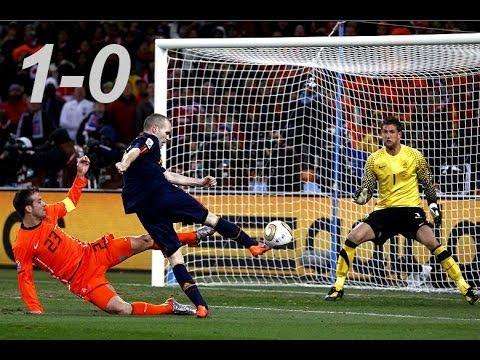 Andrés Iniesta Vs Netherlands ⚔ (2010 World Cup) By IsaacFutbol4HD