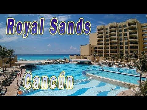 Royal Sands, Cancún, Quintana Roo, México, 2017