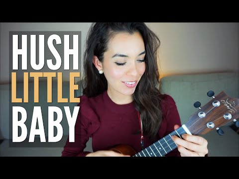 EASY Hush Little Baby ~ Ukulele Tutorial