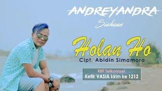 Andreyandra Siahaan - Holan Ho [ OFFICIAL MUSIC VIDEO ] [telkomsel ketik VASIA kirim ke 1212]