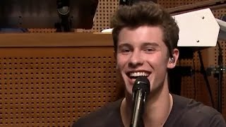 Shawn Mendes KILLS Justin Bieber Impersonation On The