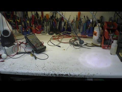 Workshop organization and parts storage