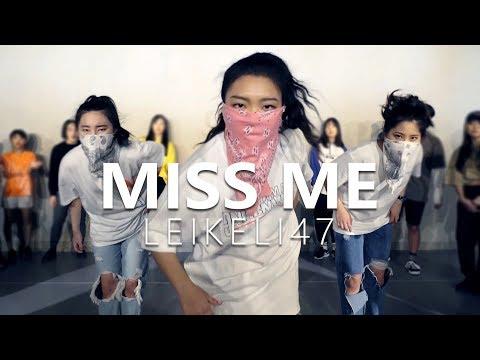 Leikeli47 - MISS ME / Choreography . LIGI