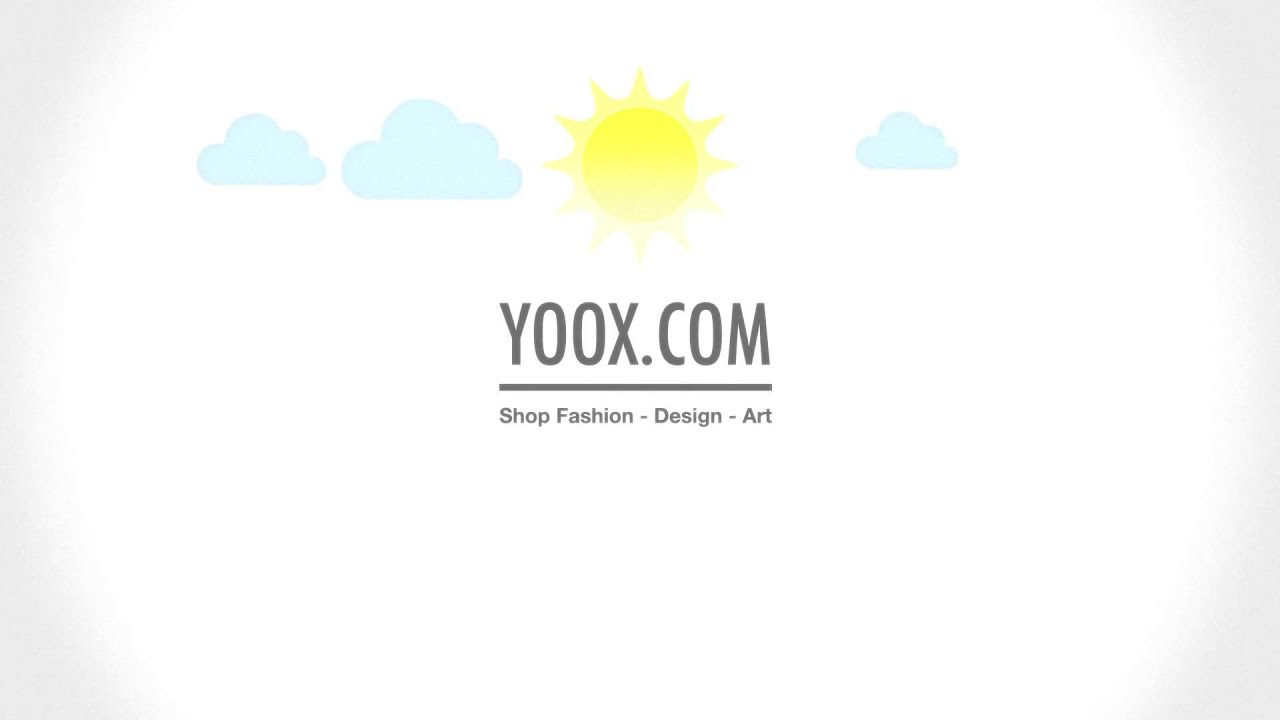 Yoox com the world 39 s leading lifestyle e store for multi for Yoox design