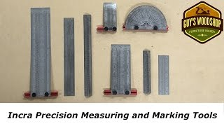incra Precision Measuring and Marking Tools