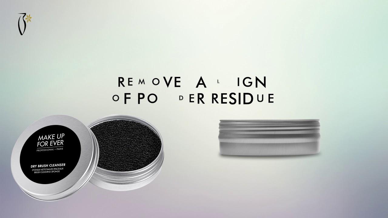 ae080c479b69f Makeup for Ever Dry Brush Cleanser Sponge