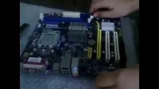 Bilgisayar hakkında her şey  Pc iç donanım parçaları Anakart Cpu İşlemci Ram -