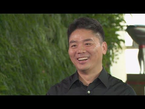 JD.com's Richard Liu on how entrepreneurship runs in the family   Managing Asia