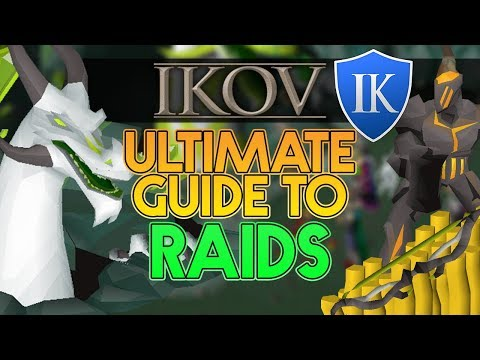 ULTIMATE Guide To Solo Raids (Chambers Of Xeric) - Ikov RSPS OSRS