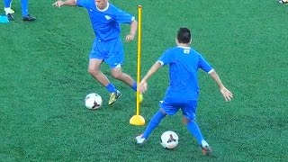 Creative Moves Warm Up Drill