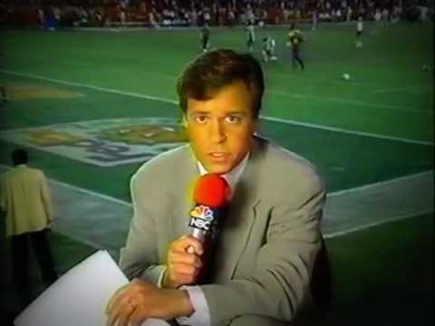 Tom Osborne - 1994 Orange Bowl - Nebraska vs Miami - Costas Closing comments