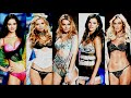 Polish models at Victoria's Secret fashion show