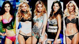 Polish models at Victoria's Secret fashion show