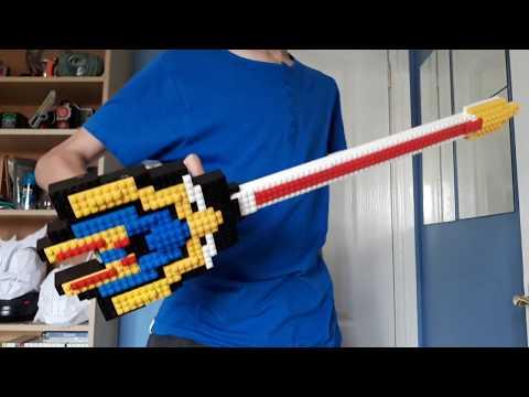 Lego Ultraman Geed Royal Mega Master King Sword / LEGO ウルトラマンジードキングソード