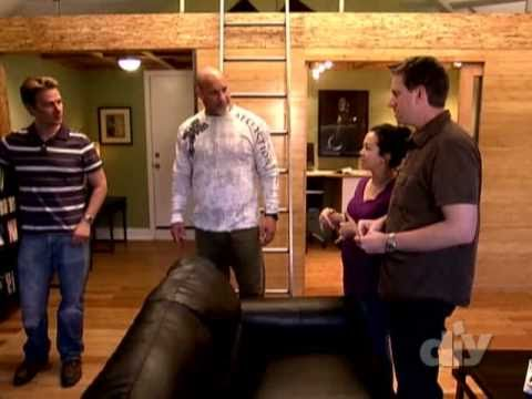 Wonderful Garage Conversion / Garage Into Living Space   A Garage Envy Makeover    YouTube