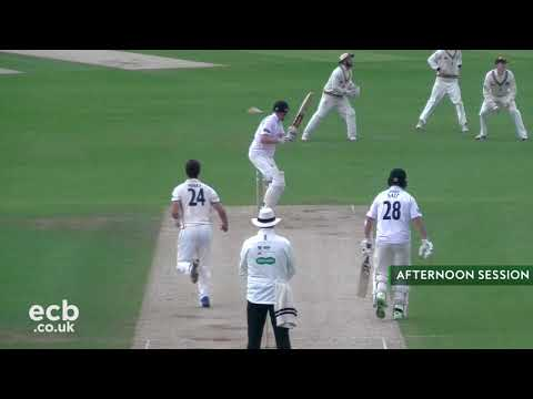Kent v. Sussex CCC - Specsavers County Championship - Day Three