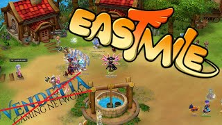 Nostale Private Server Eastmile Better Then Vendetta Youtube