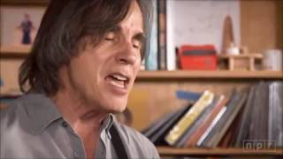 Jackson Browne - The Barricades Of Heaven **live & acoustic