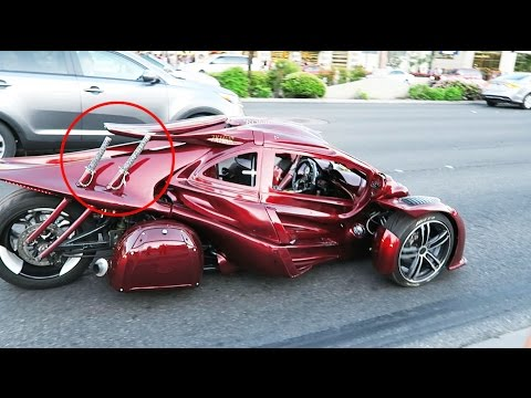 KATANA SWORDS ON A CAMPAGNA T-REX!?!