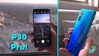 Huawei P30 Pro Pierwsze wrażenia + rozpakowanie | Robert Nawrowski