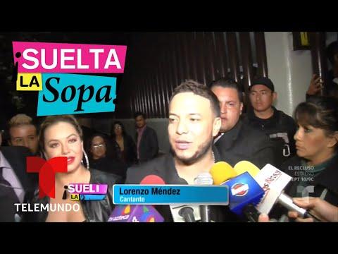 ¿Lorenzo Méndez deja La Original Banda el Limón? | Suelta La Sopa | Entretenimiento