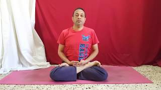 Preparation exercises / stretches for Lotus pose/ Padmasana
