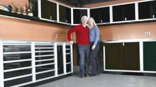 Garage Cabinet Ideas 1