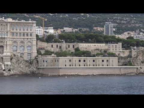 From Cap D'Ail To Monaco In 12 Minutes