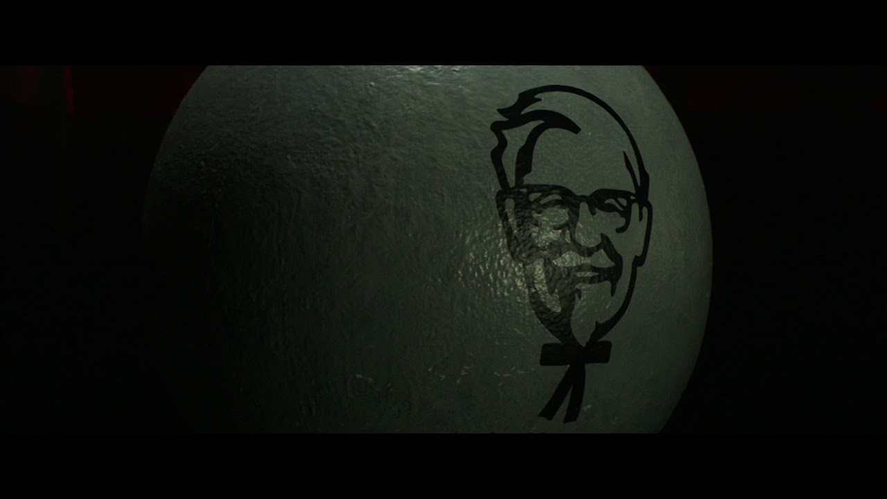 Colonel Sanders Returns with a New Look in KFC's Twister Wrap Ad