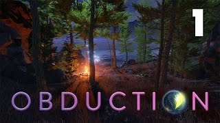 BEAUTIFUL and CHALLENGING New Puzzle Game - Obduction [1]