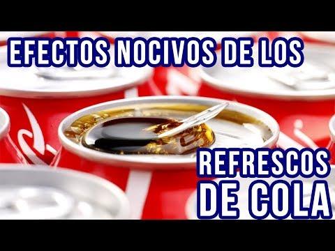 EFECTOS NOCIVOS DE LOS REFRESCOS DE COLA - UNAM Global
