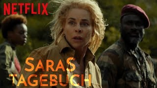 SARAS TAGEBUCH Trailer German Deutsch & Preview des Netflix Original Films Mai 2018